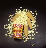 Robust 98114W Hybrid (Popcorn/ornamental)