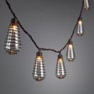 Edison Bulb Solar String Lights - G1821