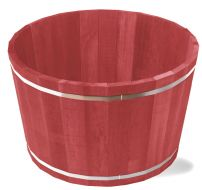 Barrel in a Box - Red