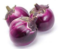 Sabelle (Eggplant/hybrid)