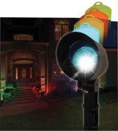 Solar Spotlight with Color Lenses