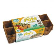 Plantable Coconut Fibre Containers - 50 pack