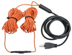 Soil Heating Cable - 12 Foot