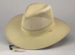Solarweave Hat - Khaki (Medium)