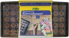 Seed Starting Greenhouse with 50 Jiffy® Pellets