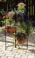 Tri-Fold Patio Planter