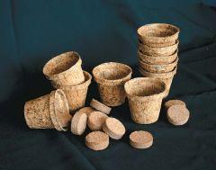 Wonder Soil® Coir Pots - 10 pack