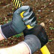 Nitrile Men's Gloves (Small)