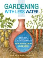 Gardening with Less Water Book